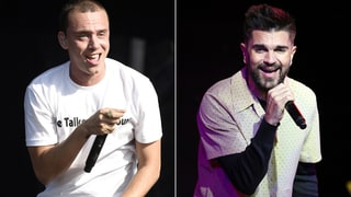 Hear Logic Recruit Juanes for Bilingual Version of '1-800-273-8255'