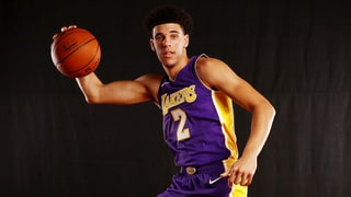 Lakers' Lonzo Ball Says He's Not a Fan of Old-School Hip-Hop