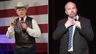 Louis C.K., Roy Moore, and How America Is Reacting to #MeToo
