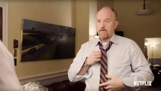 Watch Louis C.K.'s Pre-Show Routine in New Netflix Trailer