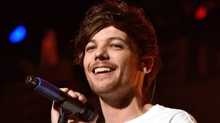 Louis Tomlinson's New Photo With His Son Is Too Sweet for Words