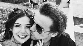 Louis Tomlinson and Girlfriend Danielle Campbell Make It Instagram Official