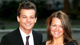 Louis Tomlinson's Stepdad Shares Message From 1D Star's Late Mother