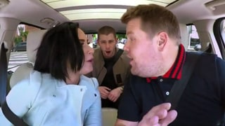 Demi Lovato, James Corden Dissect Nick Jonas' Love Life During Amazing Carpool Karaoke Session