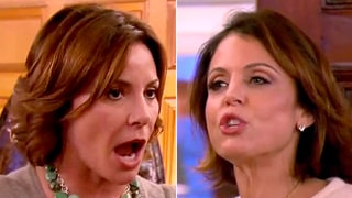 'The Real Housewives of New York City' Recap: Bethenny Frankel Calls Luann de Lesseps a 'Slut' and 'Snake' — and Launches a War!