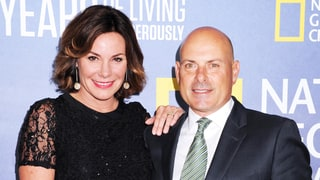 Luann de Lesseps Kisses New Husband Tom D'Agostino in Sweet Honeymoon Snap