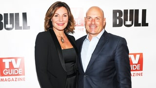 Luann de Lesseps Marries Tom D'Agostino in Romantic New Year's Eve Wedding