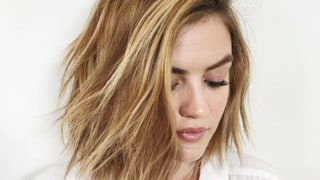Lucy Hale Goes Blonde: See Her Hair Makeover!