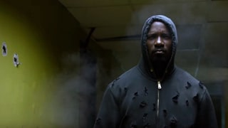 Watch Luke Cage Brush Off Bullets in Netflix Series Trailer