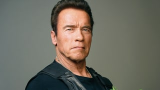 Arnold Schwarzenegger Picks His Next Fight