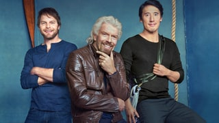 An Interview with Richard Branson, Jimmy Chin, and Ben Stookesberry