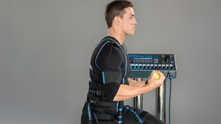 Electric Muscle Stimulation: The Workout That Does the Work