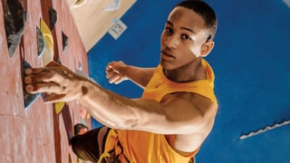 Kai Lightner, Climbing's Boy Wonder