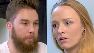 Teen Mom OG's Maci Bookout and Fiance Taylor McKinney Fight About Her Late Nights: 'F--king Sucks'