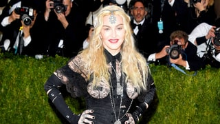 Madonna Defends Met Gala 2016 Outfit to 'Ageist' Critics: It Was a 'Political Statement'