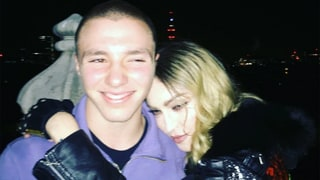 Madonna Sticks by Son Rocco After His Marijuana Bust: 'I Love Him Very Much'