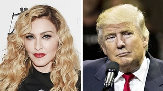 Madonna Opens Up About Donald Trump's Election Win Against Hillary Clinton: 'Women Betrayed Us'