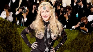 Madonna Bares Her Butt in Revealing Custom Givenchy Gown at Met Gala 2016