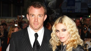 Madonna Meets With Guy Ritchie Over Custody of Rocco, Is in 'Such a Good Mood'