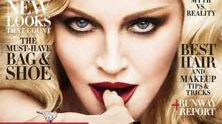 Madonna Covers 'Harper's Bazaar,' Talks Donald Trump's Election: It's 'Like Watching a Horror Show'