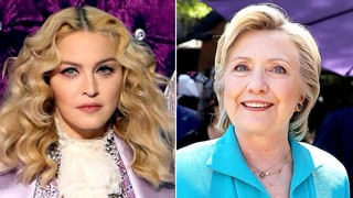 Madonna Finally Endorses Cousin Hillary Clinton After Bashing Donald Trump's Sons — What'd She Say?