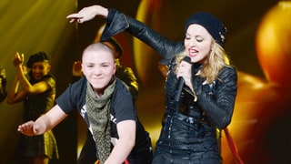 Madonna 'Trying to Mediate' Custody Battle With Son Rocco, Wants to 'Win Him Back'