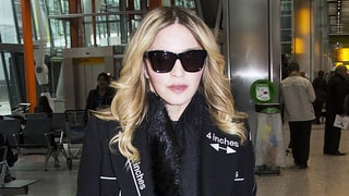 Madonna Returns to London Amid Custody Battle With Ex-Husband Guy Ritchie Over Son Rocco