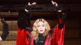 Madonna Slams Claims That She Was Drunk or High on Stage