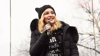 Madonna Clarifies Comments She Made at Women's March About Blowing Up the White House: 'I Do Not Promote Violence'