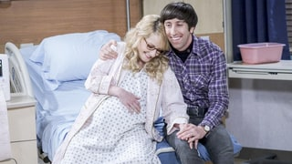 The Big Bang Theory's Baby Is Here: Five Best Moments From Howard and Bernadette's Big Episode