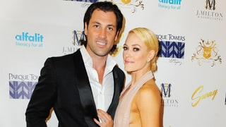 Maks Chmerkovskiy and Peta Murgatroyd Celebrate Engagement at Masquerade-Themed Party in NYC: Details