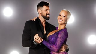 Amber Rose and Maksim Chmerkovskiy