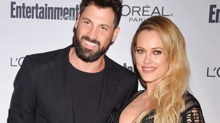Peta Murgatroyd Shares Pic of Swollen Post-Baby Belly: 'I Left the Hospital Looking 5 Months Pregnant'