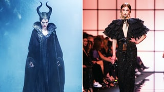 Maleficent from 'Sleeping Beauty,' Armani Privé