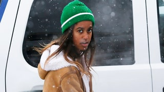 Malia Obama Spotted at Sundance Film Festival With Security
