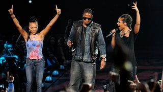 Lil Mama Crashes Jay Z and Alicia Keys' Performance, 2009