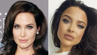 Angelina Jolie Has a Look-Alike in Kylie Jenner's Friend: See the Shocking Photos