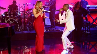 Mariah Carey Sings in First Live Performance Since Disastrous New Year's Eve Gig