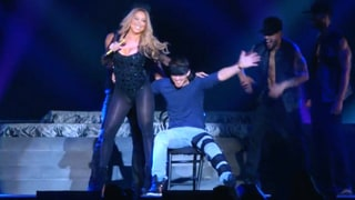 Mariah Carey Gives Bryan Tanaka a Surprise Lap Dance in 'Mariah's World' Sneak Peek: Watch