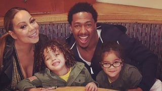 Nick Cannon Reunites With Ex Mariah Carey and Dem Babies for Pre–Mother's Day Dinner
