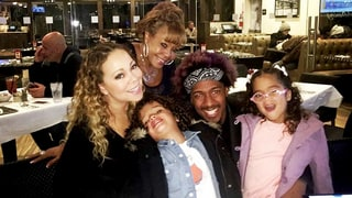 Mariah Carey Has Dinner With Ex Nick Cannon and Kids After NYE Drama: 'All Is Well'