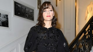 Marion Cotillard at Dior