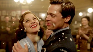 Brad Pitt and Marion Cotillard's Love Story Goes Awry in New 'Allied' Trailer