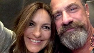 Mariska Hargitay, Chris Meloni Have Adorable 'Law & Order: SVU' Reunion: Photo