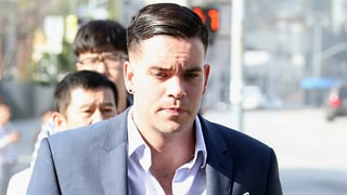 Mark Salling Pleads Not Guilty to Child Pornography Charges