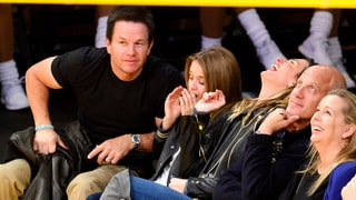 Mark Wahlberg, Wife Rhea Embarrass Daughter During Kiss Cam PDA — See the Hilarious Photos
