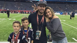 Mark Wahlberg Misses His Team's Super Bowl Win After Son Gets Sick, Says: 'Family First'