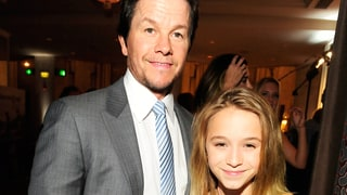 Mark Wahlberg Adorably Embarrasses Teenage Daughter, Refuses to Give Her Phone Back During Live Interview