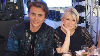 Martha Stewart Set Out on a Hilarious Twitter Mission to ID 'This Guy' Jonathan Cheban