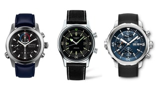 Pretty on the Inside: 10 Great-Looking Watches With Internal Bezels